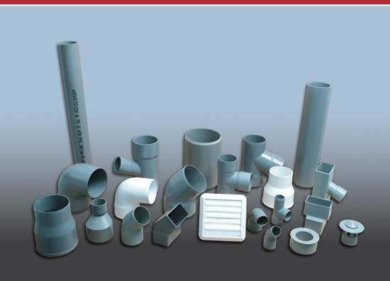 Σωλήνες Εξαρτήματα PVC